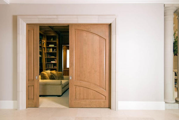 Profile View of Molding, product number Trustile Doors - Custom Wood or MDF sold by American Wood Moldings