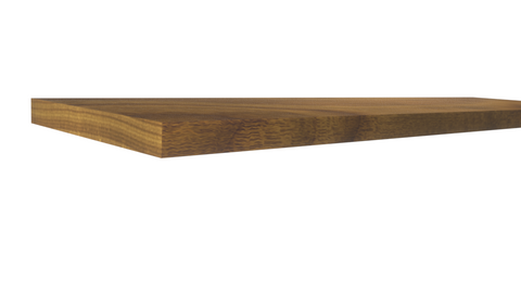Standard Size 1x8 Teak Boards - $49.36/ft