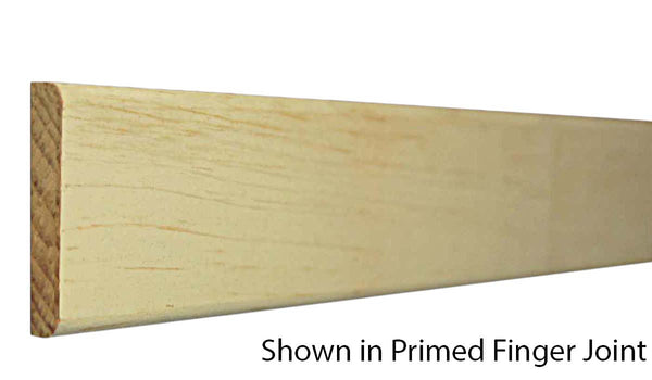 "CA105 3/8""x1-3/4"" Primed Finger Joint $0.56/ft.  Casing American Wood Moldings sold by American Wood Moldings"