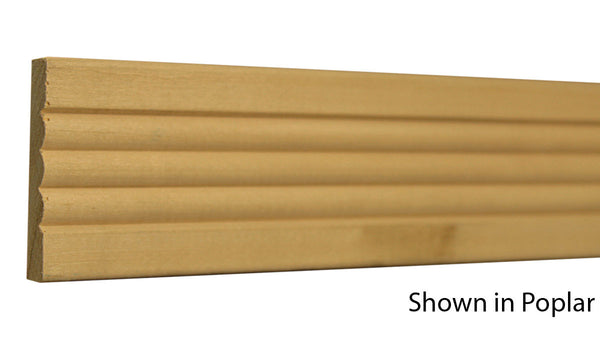 "CA206 3/8""x2-1/4"" Poplar $1.24/ft.  Casing American Wood Moldings sold by American Wood Moldings"