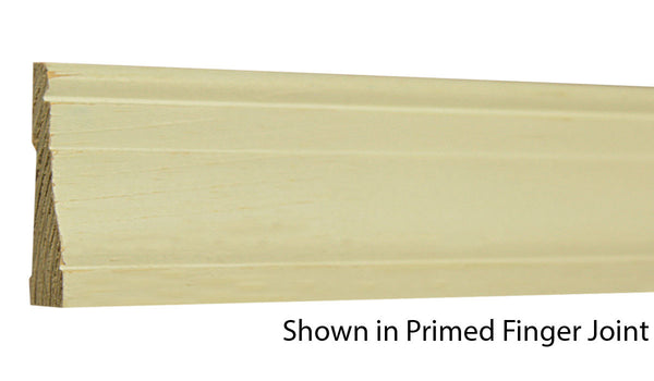 "Profile View of Casing Molding, product number CA-208-022-2-FPI - 11/16"" x 2-1/4"" Finger Joint Pine Casing - $0.48/ft sold by American Wood Moldings"