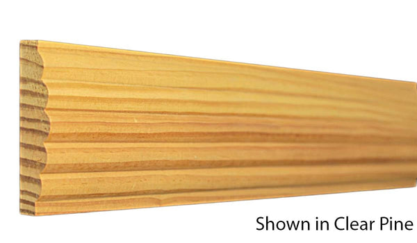 "CA284 11/16""x2-11/16"" Clear Pine $3.28/ft.  Casing American Wood Moldings sold by American Wood Moldings"