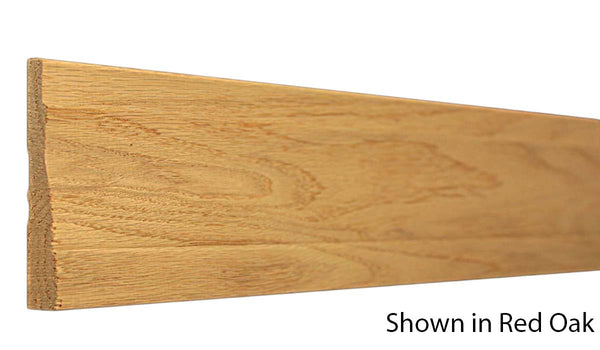 "CA327 7/16""x3-3/16"" Red Oak $1.64/ft.  Casing American Wood Moldings sold by American Wood Moldings"