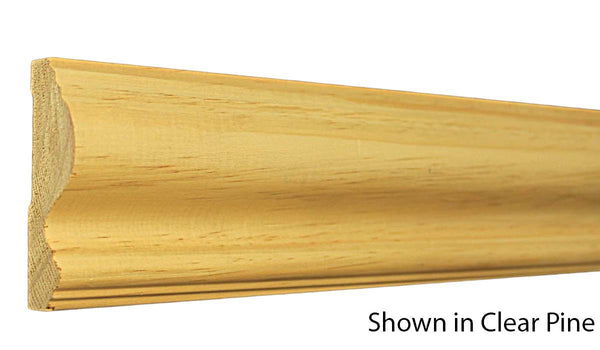 "CA389 1-1/16""x3-1/2"" Clear Pine $2.76/ft."