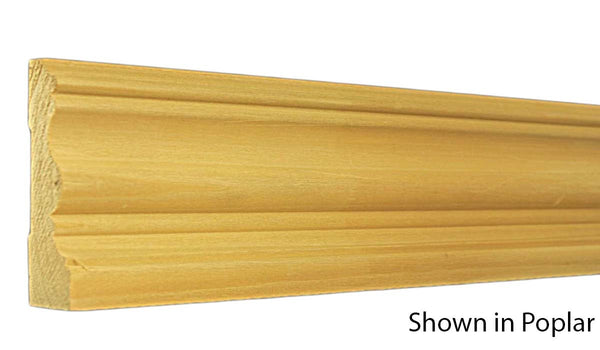 "CA480 1-1/8""x4-1/2"" Poplar $4.24/ft.  Colonial Casing American Wood Moldings sold by American Wood Moldings"