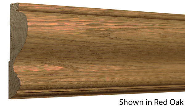 "CA590 1-5/8""x5-5/8"" Clear Pine $6.80/ft.  Casing/Chair Rail/Mantel Molding American Wood Moldings sold by American Wood Moldings"