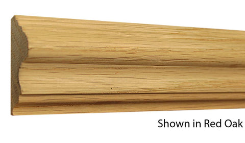 "CH210 11/16""x2-3/16"" Red Oak $2.00/ft.   American Wood Moldings sold by American Wood Moldings"