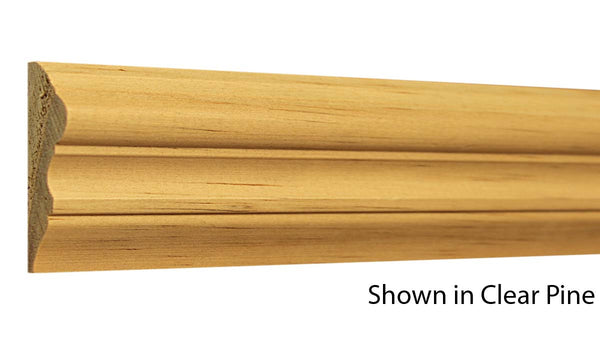 "CH215 11/16""x2-1/4"" Finger Joint Pine $1.00/ft.   American Wood Moldings sold by American Wood Moldings"