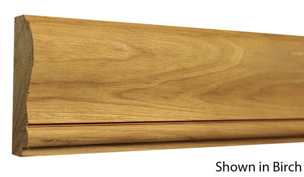 "CH240 3/4""x2-1/2"" Birch $2.92/ft.   American Wood Moldings sold by American Wood Moldings"