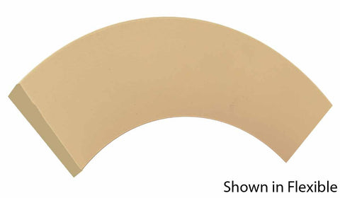 "CA-316-019-1-FL - 19/32"" x 3-1/2"" Smooth Urethane Flexible Casing - $12.48/ft"
