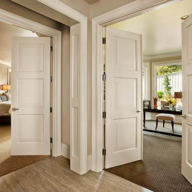 Profile View of Molding, product number Trustile Door Styles - More Door Pictures - Click HERE! sold by American Wood Moldings