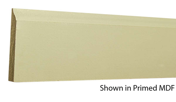 "Profile View of Base Molding, product number BA-308-016-1-PM - 1/2"" x 3-1/4"" Primed MDF Base - $0.58/ft sold by American Wood Moldings"