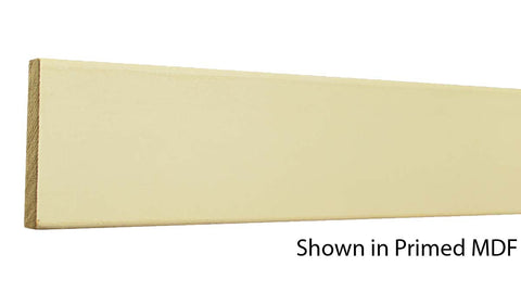 "Profile View of Casing Molding, product number CA-224-018-1-PM - 9/16"" x 2-3/4"" Primed MDF Casing - $0.62/ft sold by American Wood Moldings"
