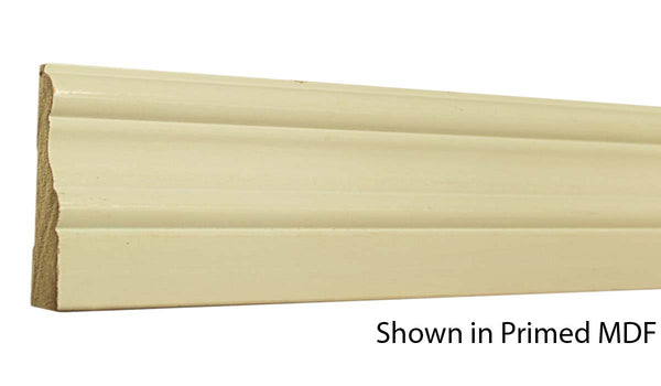 "Profile view of a MDF Casing molding, product number PMCA310 11/16""x3"" $0.76/ft. sold by American Wood Moldings"