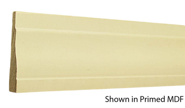 "Profile View of Casing Molding, product number CA-308-020-1-PM - 5/8"" x 3-1/4"" Primed MDF Casing - $0.71/ft sold by American Wood Moldings"
