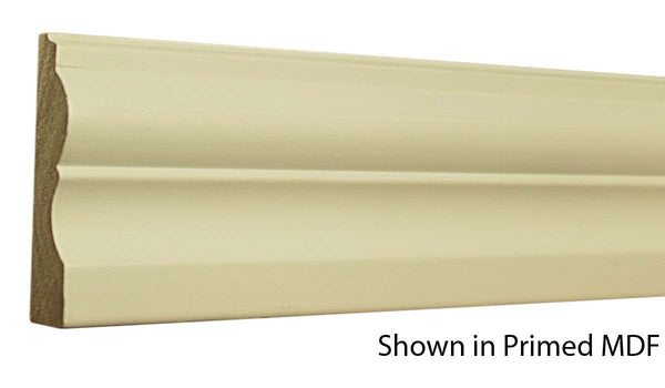 "Profile View of Casing Molding, product number CA-308-024-1-PM - 3/4"" x 3-1/4"" Primed MDF Casing - $0.98/ft sold by American Wood Moldings"