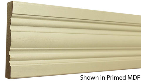 "Profile View of Casing Molding, product number CA-428-024-1-PM - 3/4"" x 4-7/8"" Primed MDF Casing - $2.79/ft sold by American Wood Moldings"