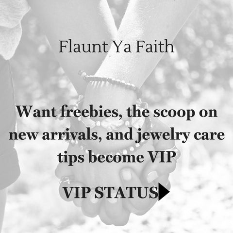 Flaunt Ya Faith VIP List