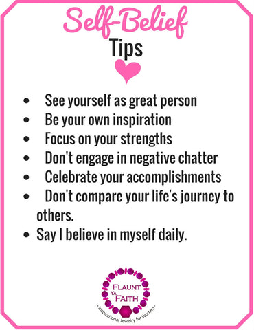 Tips for Self-Belief-how to believe in yourself