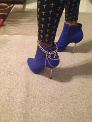 Anklet for booties