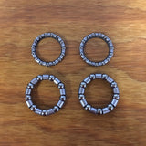 BICYCLE CRANK & HEAD SET CUP BEARINGS FIT ALL OF THE SCHWINN MINT