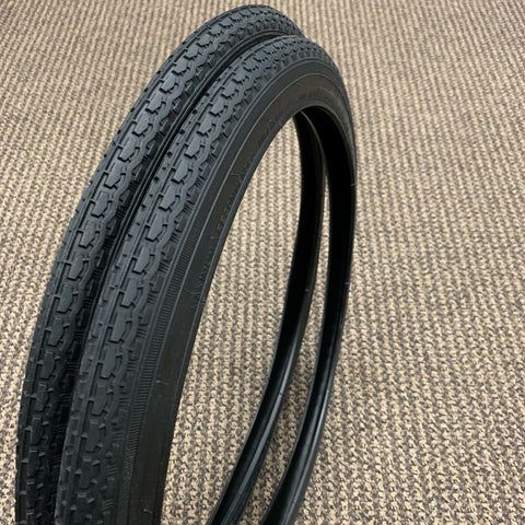 BICYCLE TIRES FIT SCHWINN STING RAY BICYCLE S-7 20 X 1-3/4 WHEELS