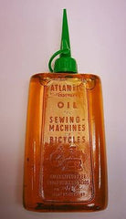 BICYCLE OIL VINTAGE MADE IN GERMANY GREAT DISPLAY ITEM NOS