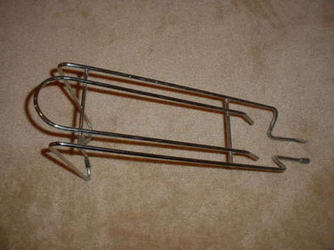 REAR RACK CARRIER FIT BOWDEN SPACELANDER BIKE BICYCLE HEAVEN BIKE MUSEUM ITEM