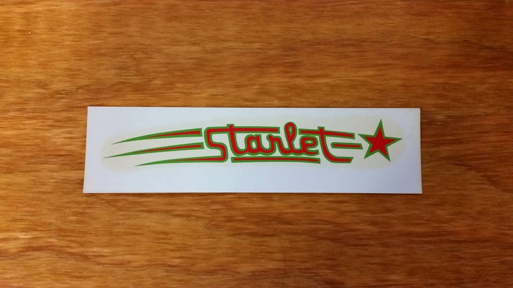 SCHWINN STARLET BICYCLE CHAINGUARD DECAL NEVER USED