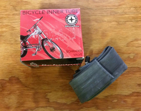 "BICYCLE TIRE TUBE FIT SCHWINN OCC CHOPPER STINGRAY FRONT 24"" NEW"