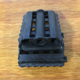 TRICYCLE PEDAL CAR PEDAL BLOCKS PLASTIC OLD SCHOOL 3/8 NOS