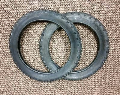 BICYCLE TIRE 16 X 2.125 KNOBBY TREAD FIT AMF SEARS MURRAY & OTHERS