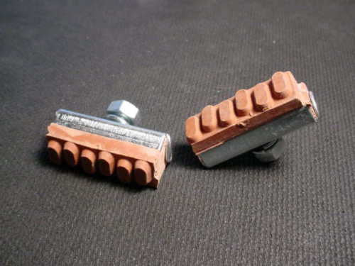 BRAKE PADS FIT SCHWINN BICYCLES HUFFY MURRAY OTHERS