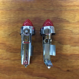 REAR TAIL LIGHTS FIT BOWDEN SPACELANDER BICYCLE RARE BICYCLE HEAVEN MUSEUM ITEM