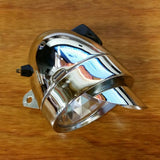 BICYCLE HEAD LIGHT BULLET VISOR GENERATOR TAIL LIGHT