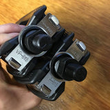 BICYCLE BOW PEDALS QUALITY FIT SCHWINN STINGRAYS CORVETTE TYPHOON SEARS OTHERS