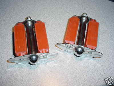 BICYCLE PEDALS PREWAR ART DECO RARE FIT TORRINGTON