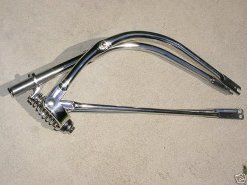 "BICYCLE CHOPPER CUSTOM SPRINGER 20"" FRONT FORK"