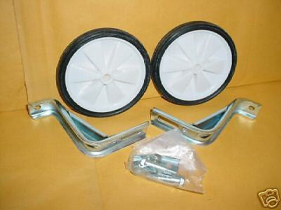 BICYCLE TRAINING WHEELS FOR 12 INCH BIKES SMALL NEW