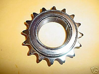 BICYCLE FREEWHEEL COG SCHWINN BIKE OTHERS MINT CHROME