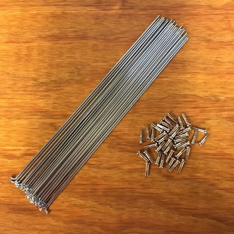 BICYCLE SPOKES FOR SCHWINN BREEZE SPEEDSTER 3 SPEED FRONT 11 1/8 36 NEW