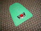 BICYCLE FENDER FLAP GUARD NEVER USED NOS GREEN COOL FITS SCHWINN HUFFY