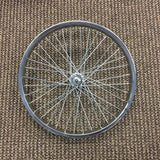 BICYCLE WHEEL FRONT FIT HUFFY SEARS MURRAY ROADMASTER FITS 20 X 175-2.125 TIRES