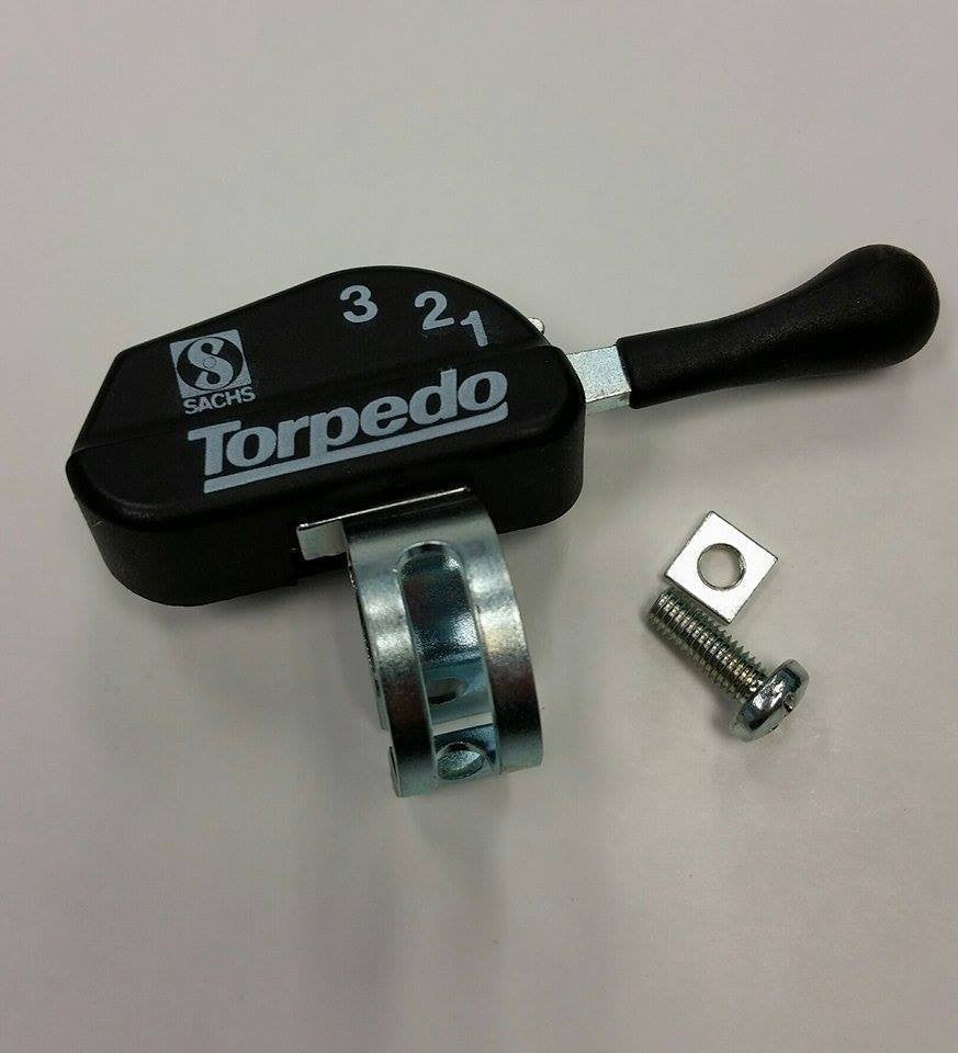 SACHS TORPEDO THREE SPEED THUMB SHIFTER NOS VINTAGE