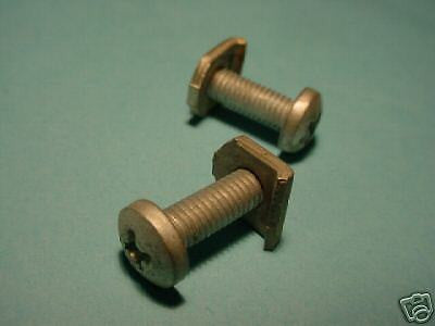 BICYCLE WHEEL REFLECTOR LOCK BOLTS FOR SCHWINN NOS