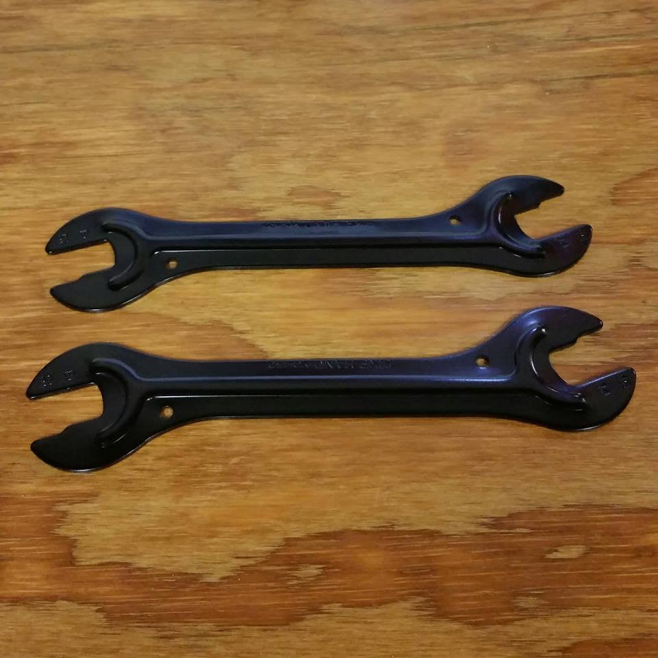 BICYCLE TOOL CONE WRENCHES FIT SCHWINN OTHERS MINT NEW