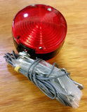 BICYCLE TAIL LIGHT FOR GENERATOR NOS VINTAGE