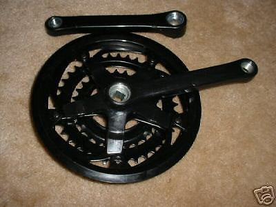 BICYCLE CHAINWHEEL / CRANK MOUNTAIN BIKES OTHERS NEW