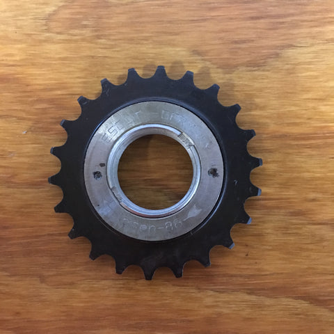 BICYCLE FREEWHEEL COG MADE IN GERMANY 22 TEETH NOS