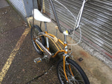 HAWTHORNE 3 SPEED STICK SHIFT MUSCLE BIKE